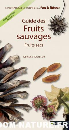 Guide des fruits sauvages : Fruits secs